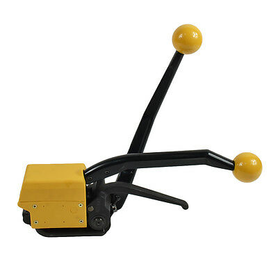 "A333  Manual Steelless Steel Strapping  Tool Machine For Width 1/2""-3/4"" Straps"
