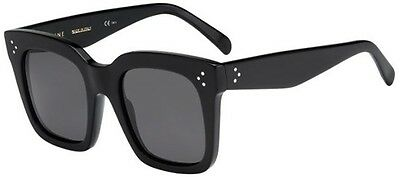 Céline Celine TILDA CL 41076/S black/dark grey (807/BN) Sunglasses