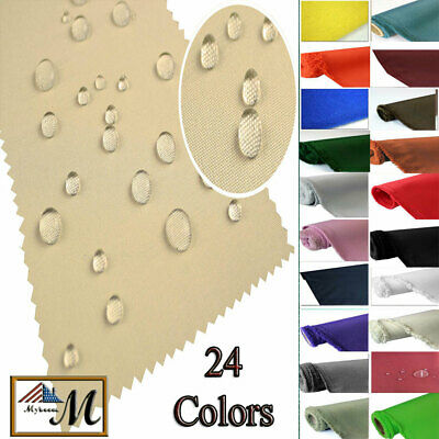 Canvas Fabric Waterproof UV Resistant Outdoor Awning Canvas Marine 600 Denier
