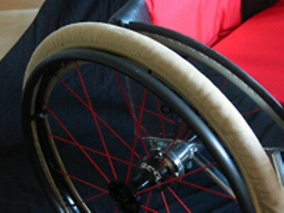 Wheelchair Wheel/Tyre Covers Slippers - Keep Your House Clean!