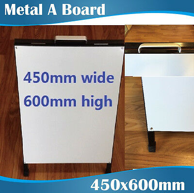 Double Sided A-Board/A-Frame signs/A board signs/450x600cm in Portrait