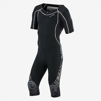 Orca 226 Winter Triathlon Race Suit mit Arm, Ideal für Duathlon