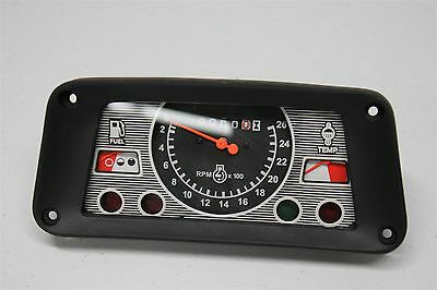 FORD TRACTOR GAUGE Cluster 3600 5600 6600 7600 3910 5610 ... on ford instrument cluster pinout diagram, mercedes instrument cluster wiring diagram, 1991 mustang wiring diagram, ford instrument cluster voltage regulator, ford e-150 wiring-diagram, audi instrument cluster wiring diagram, 1965 mustang instrument cluster wiring diagram, ford instrument cluster lights, 1988 mustang gt fuel pump wiring diagram, jeep tj instrument cluster wiring diagram, 1997 f150 stereo wiring diagram,