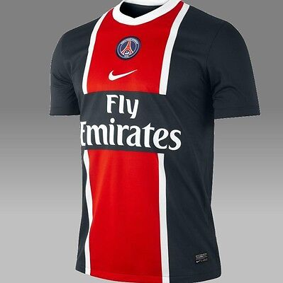 BNWT GENUINE AUTHENTIC Nike 2018 19 Paris Saint-Germain Home Jersey ... 7ecc12999