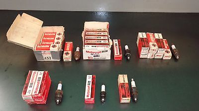 New NOS OEM Ford Motorcraft Autolite Spark Plug Lot of (28) Plugs A52 AG42 AG52