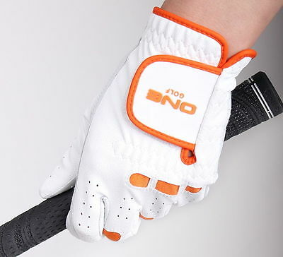 Premium Cabretta Women's Golf Glove Set Soft Durable Functional