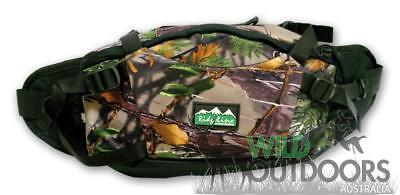 Ridgeline Hipster One Pocket Bum Bag, Buffalo Camo RLAPBB1X