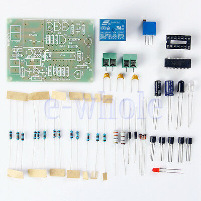 IR Infrared Sensor Proximity Switch Electronic Suite DIY Kit Parts Components DT