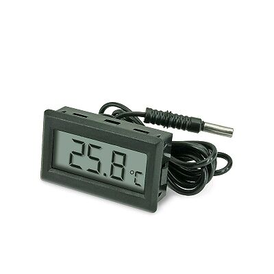 Reloj de temperatura TNT digital