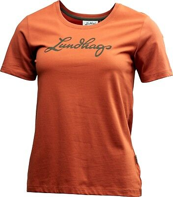 Lundhags Ws Outdoor-T-Shirt (bronze)