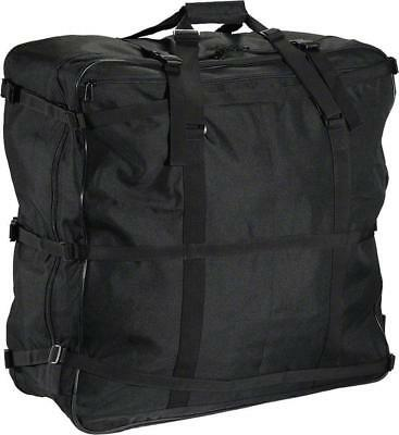 NEW S and S Backpack Travel Case Black FULL WARRANTY