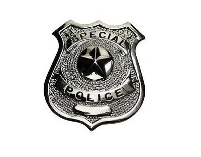 ++ Pin Anstecker Anstecknadel - US POLICE /  Special Police - Kutte