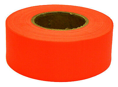 Hanson C H 17000 Flagging Tape, Glo Orange, 150-Ft.