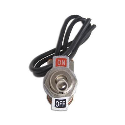Uriah Products UA417200 Single-Pole Toggle Switch, 10A - Quantity 1