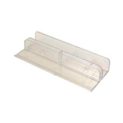 Prime Line Products 191682 Nylon Shower Door Bottom Guide - Quantity 1