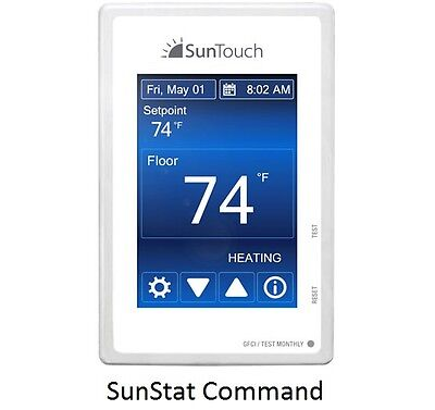SunTouch Thermostats  All Styles  Heat Your Floors ~Pick Your Thermostat Type~