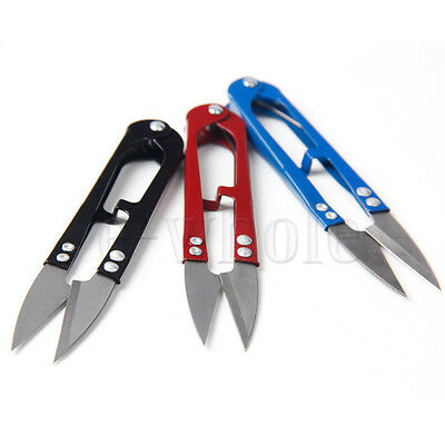 5x Embroidery Sewing Tool Craft Scissors Snips Beading Thread Cutter Nippers DT