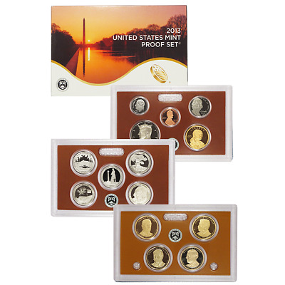 2013-S U.S. Clad Proof Set