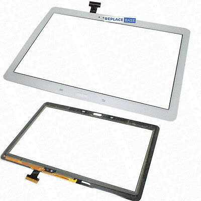 Replacement Touch Screen Digitizer Glass For Samsung Galaxy Note SM-P600 White