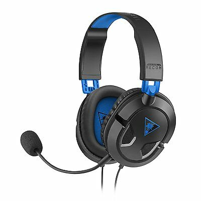 Turtle Beach Ear Force Recon 50P Wired Gaming Headset for PS4/XBOX ONE/PC/MAC