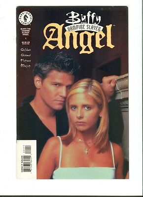 Buffy the Vampire Slayer  : Angel 1. (TV) Photo Cover . Dark Horse 1999 -  VF