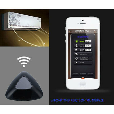 Wireless RC Broadlink RM2/RM/Pro Home Automation IR+ Switch IOS Android