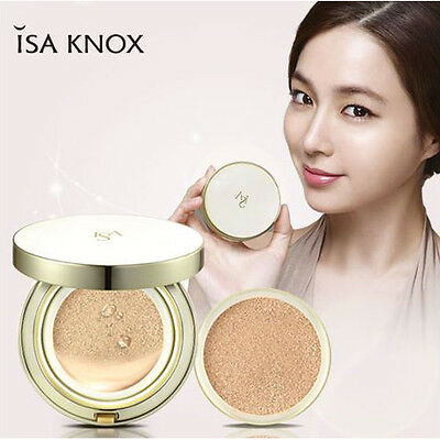 [DE] Isa Knox Cushion Foundation Korean Cosmetics Cell Renew Cover Cushion 1+1