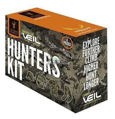 Hunters Element - Concealed Hunters Kit - Desolve Veil