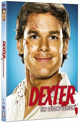 Dexter: The Complete Second Season, Good DVD, Michael C. Hall,