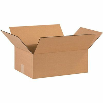 25x 16x12x6 16126 Shipping Boxes Packing Corrugated Moving Cardboard Cartons Box