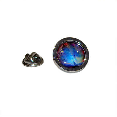 Nebula Cloud LAPEL PIN Astronomy Club Group Outer Space Badge Birthday Present