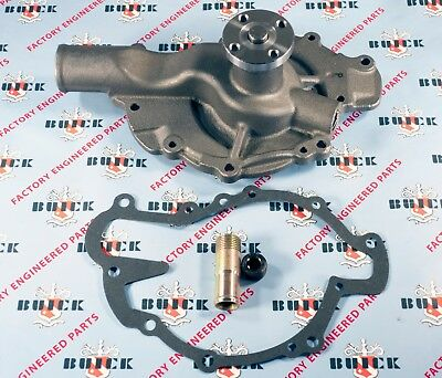 1957-1958 Buick V-8 Water Pump with Gasket. 1392824, 1396560