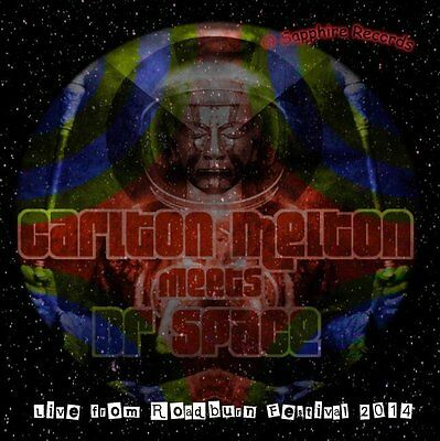 "Carlton Melton meets Dr Space ""Live From Roadburn Festival 2014"" -192 bl copies"