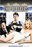 The Producers (Widescreen Edition), Acceptable DVD, Nathan Lane, Matthew Broderi