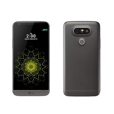 Non Working 1:1 Size Dummy Phone Display For LG G5 Toy Cell Phone Model-Black