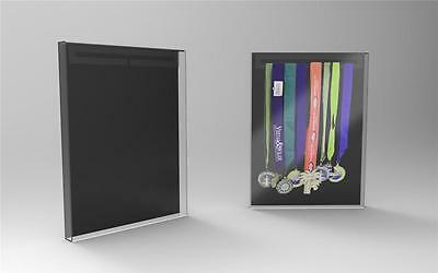 Medal / Medallion Display Case Acrylic Perspex: Multiple Medals Sports, Hobbies
