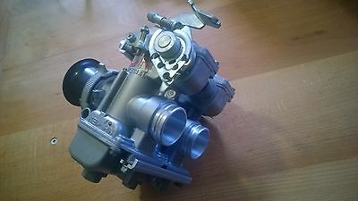 Keihin CR Special Roundslide Racing Carburetors 33mm CR33 Yamaha 660 GILERA 558