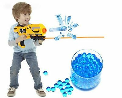 3000Pcs Gun Soft Water Nerf Crystal Paintball Bullet Toy Kids Ball New Cs Game