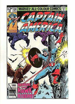 Captain America Vol 1 No 238 Oct 1979 (VFN+ to NM-) Bronze Age (1970 - 1979)