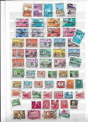 Nice lot of world wide stamps (lot1)