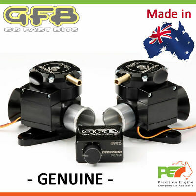 New Genuine * GFB * Deceptor Pro II Blow Off Valve For Nissan GT-R R35