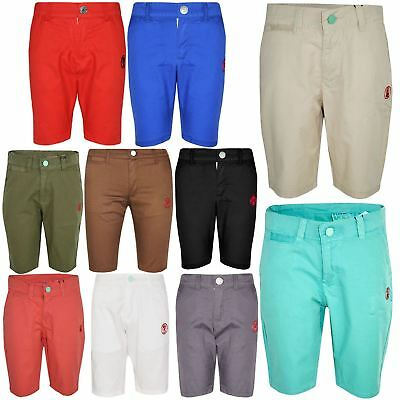Boys Shorts Kids Chino Shorts Summer Knee Length Half Pant New Age 3-16 Years