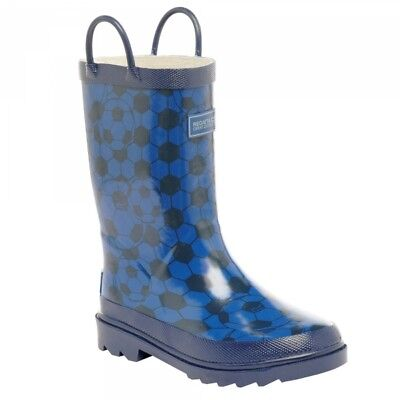 Regatta Kids Minnow Welly Boot