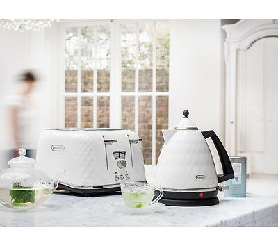 Toaster and Kettle Set, Delonghi Toaster and Kettle Set Brillante ONLY £109!!