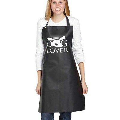 """Dog Is Good """"Dog Lover"""" Grooming Aprons,  by Dog Is Good"""