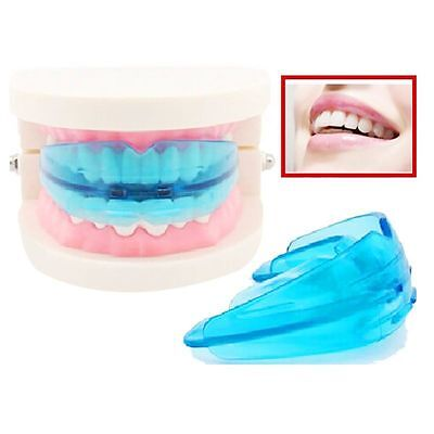 Teenage Adult Teeth Care Straight System Orthodontic Anti-Molar Retainer + Box