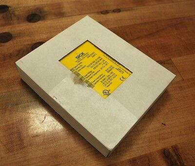 Sick UE48-20S3D2 Safety Relay Device; Id No: 6024916; AC/DC 24 V- NEW