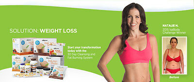 Isagenix - 30-Day Cleansing and Fat Burning System - Strawberry
