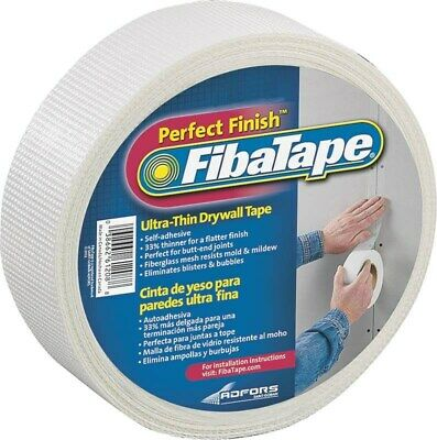 558b3424c6e FibaTape Perfect Finish Ultra Thin Drywall Joint Tape,No FDW8654-U