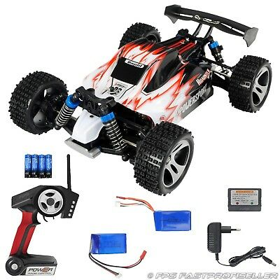RC 2.4G Elektro Speed Buggy Auto Offroad 1:18 bis 50 kmh Komplett RTR SET WRot